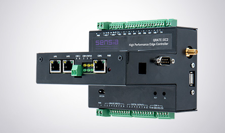 QRATE iXC2  high performance edge controller