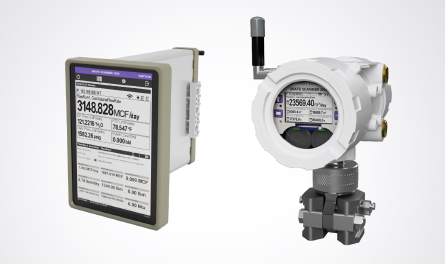 QRATE Scanner 3000 series integrated control flow computers